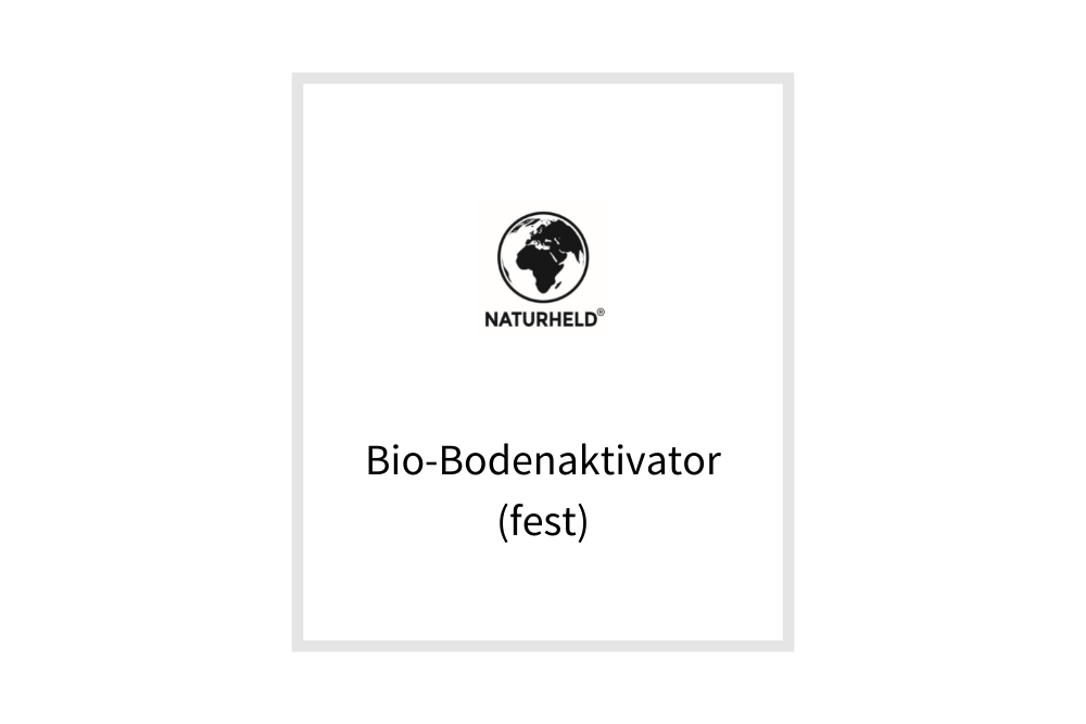 Bio-Bodenaktivator (fest)