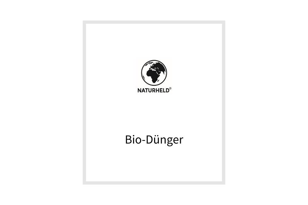 Bio-Dünger